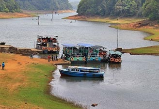 Boat Safari Sites in India