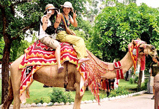 Adventure Camel Safari Tour