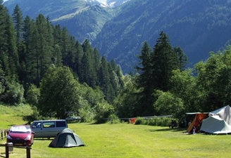 Camping Sites of India