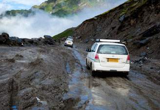 Jeep Safari to Kinnaur