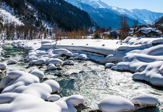 Pride Of India - Kashmir Valley