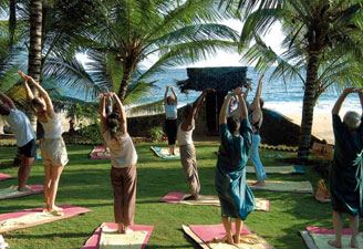 Kerala Yoga Tour