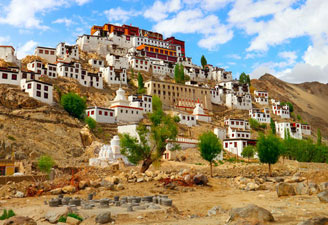 Ladakh With Agra Tour