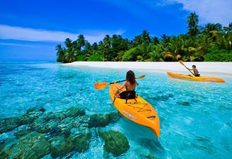 Holiday At Lakshadweep Island