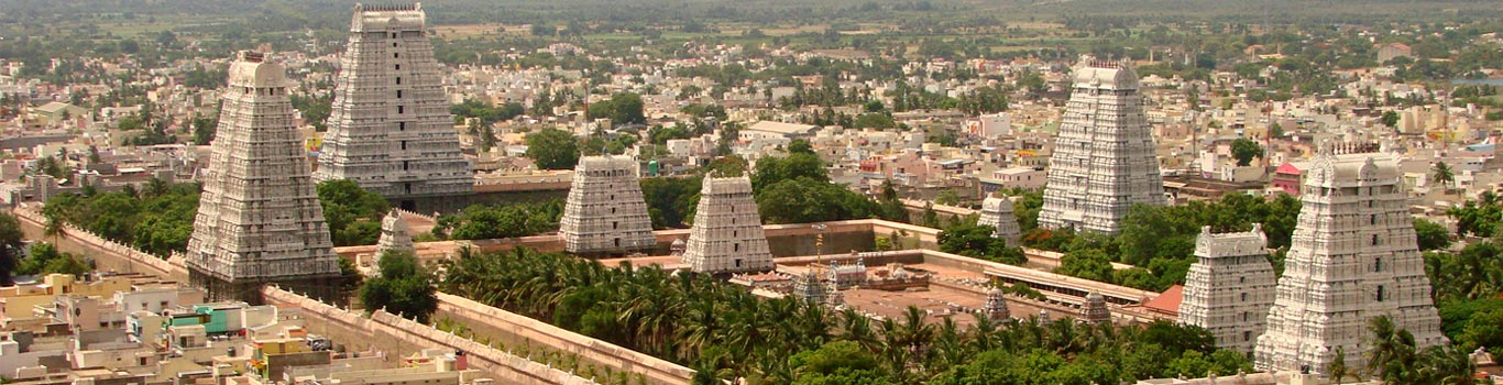 Tiruvannamalai, Pondicherry