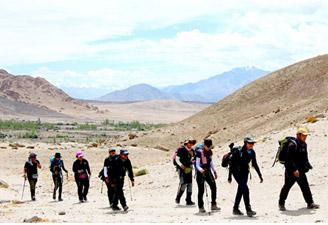 Liker to Temisgam Trekking Tour